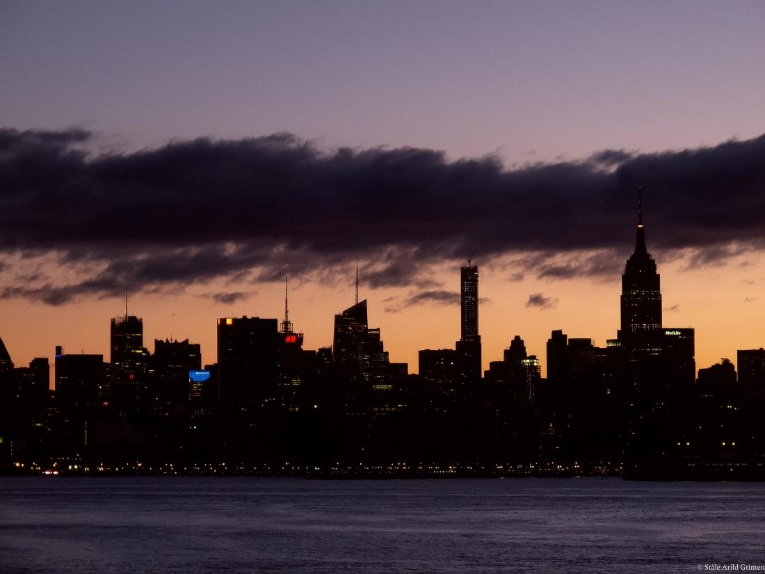 new york dawn